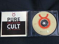 The Cult. For Rockers, Ravers, Lovers And Sinners. Compact Disc. 1993. England.