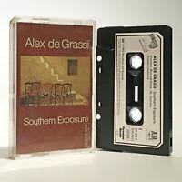 Alex de Grassi - Southern Exposure - 1983 Cassette (M-) Windham Hill 371 030-4