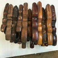 Opportunity Lot of 11 Vintage Hand Saw Handles