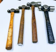 Set of Ball Peen Hammers