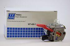 Walboro Carburetor WT-458-1 Fits Homelite Ultra 25CC Trimmer 07256B