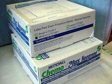 100 Pair Kendall ChemoPlus Neoprene Exam Procedure Golves Medium CT21921 2-Boxes