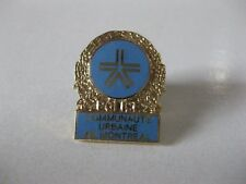 VINTAGE MONTREAL COMMUNAUTÉ URBAINE POLICE PIN BACK