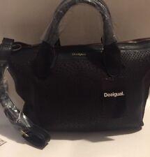 Brand New DESIGUAL Valencia Perforate Handbag /Shoulder  Bag