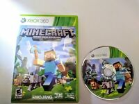 Minecraft: Xbox 360 Edition Xbox 360 Kids Video Game Tested Building