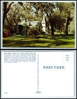 GEORGIA Postcard - St. Simons Island, Christ Church M3