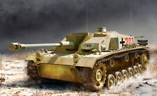 Dragon 7286 - 1/72 WWII Dt. Stug III Ausf. F - New