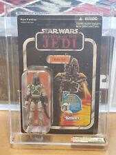 2011 Star Wars AFA 90 Boba Fett Vintage Collection Revenge of the Jedi MINT