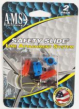 "Ams Safety Slide Kit for 5/16"" Aqua 2 Pack."