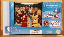 Mcfarlane LEBRON JAMES and TRACY McGRADY Figures 2 Pack ~ New Sealed MIP