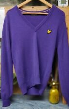 Lyle And Scott Cashmere V Neck Sweater 42/107