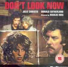 DON'T LOOK NOW - PROMO DVD: JULIE CHRISTIE, DONALD SUTHERLAND / NICHOLAS ROEG