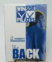 WINSOR PILATES: THE BACK WORKOUT DVD, FLEXIBILITY & STRENGTHENING, TONE +