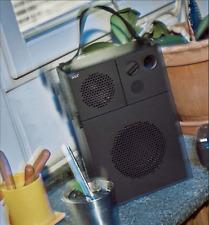 Teenage Engineering X IKEA Frekvens Subwoofer Bluetooth Speaker - Black - NEW