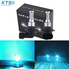 9006 Hb4 Cree Led Fog Lights Bulbs Conversion Kit Canbus 8000K Ice Blue 35W