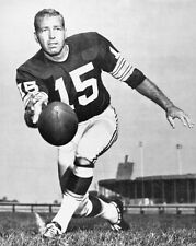 1960 Green Bay Packers BART STARR Glossy 8x10 Photo Football Print Poster HOF 77