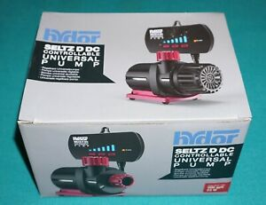Hydor Seltz D DC Controllable Universal Pump 500GPH New & Complete In Box.