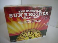ESSENTIAL SUN RECORDS COLLECTION 4 CD Box-Set  NEW NUOVO SIGILLATO 4 CD