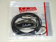 Schaller Klassiker 10/40 - Vintage Pickup zur Selbstmontage