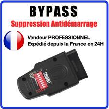 BYPASS IMMO – DÉSACTIVATION/ACTIVATION ANTIDÉMARRAGE PAR OBD pour VAG