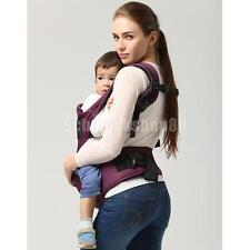 Newborn Infant Baby Carrier + Hip Seat + Belt Ergonomic Wrap Sling Backpack