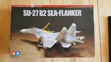 Tamiya Aircraft Model 1/72 Airplane SU-27 B2 Sea-Flanker Scale Hobby 60757
