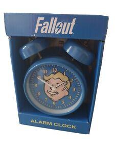 Fallout Alarm Clock - Vault Boy Nuke 111 Bell Ringer Official NEW, UK Seller