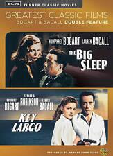 Tcm Big Sleep, The / Key Largo [Dvd][Dbfe]