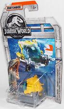Brand New Matchbox Die Cast Jurassic World Deep Sea Submarine