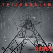 """EPIC PROBLEM - GRACE 7""""  vinyl, melodic street punk, blitz"""