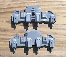 40K Space Marines Stalker Side Armor Bits