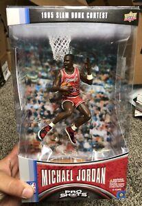 MICHAEL JORDAN Upper Deck Pro Shots 1985 Slam Dunk Contest Chicago Bulls Figure