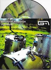 GROOVE ARMADA - Superstylin' CD SINGLE 2TR EU CARDSLEEVE 2001
