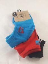 Nike Kid's Low Cut Socks 3 Pack Size Kid's Shoe Size 5Y-7Y