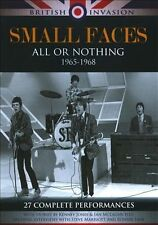 NEW British Invasion: Small Faces - All or Nothing, 1965-1968 (DVD)