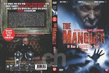 The Mangler (1995) - Tobe Hooper, Ted Levine,  DVD NEW