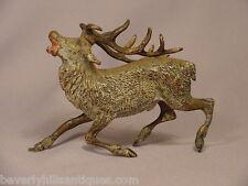 Rare Vienna Bronze Running Deer Geschutzt