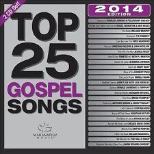 Top 25 Gospel Songs 2014 [2 CD], Maranatha! Gospel, Acceptable