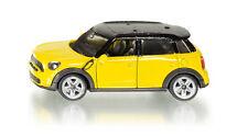 Siku Super 1454 Yellow Mini Cooper Countryman Car Vehicle Model