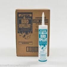 Bird Repellent Gel 4 The Birds ( 12 Pack ) JT EATON 666N Bird Repeller 12 Tubes