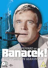 Banacek: Complete Season 1 - DVD NEW & SEALED (4 Discs) - George Peppard