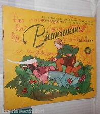 BIANCANEVE G e G Grimm Gino Conte 1950 Narrativa Ragazzi Classici Romanzi per i