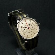 Seagull 1963 42mm Hand Wind Mechanical Chronograph #6488-2901C