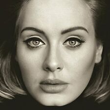 ADELE - 25 (New CD Album - 2015)