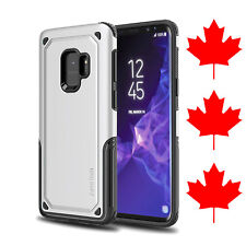 For Samsung Galaxy S9 Case Armor Shockproof case / Wireless Charging compatible