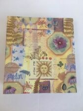 PHOTO ALBUM holds 5 x 7 photos or 4 x 6 El Sol Sun theme slip in sleeves book