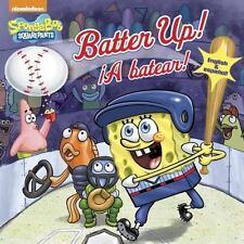 Batter Up!/!A batear!(SpongeBob SquarePants) (Pictureback(R))