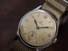 Omega Military Late 1930's, Movement 26.5 Beautiful Dial
