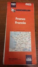France: Michelin Map 989