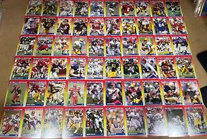 NFL Rookie Card Lot 1990 X60 Junior Seau Rare Rookies 🏈🔥